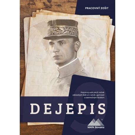 DEJEPIS 9 - pracovný zošit