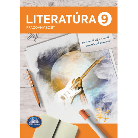 LITERATÚRA 9 - pracovný zošit