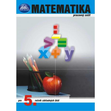 MATEMATIKA 5 - pracovný zošit