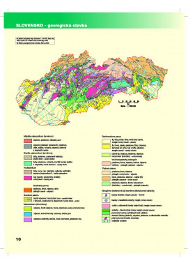 ŠKOLSKÝ GEOGRAFICKÝ ATLAS - SLOVENSKÁ REPUBLIKA
