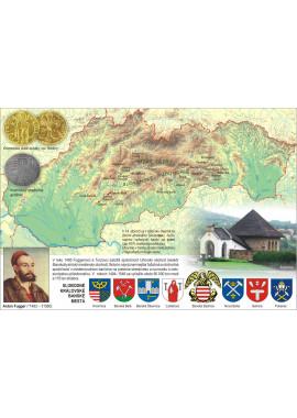 ŠKOLSKÝ DEJEPISNÝ ATLAS - SLOVENSKO