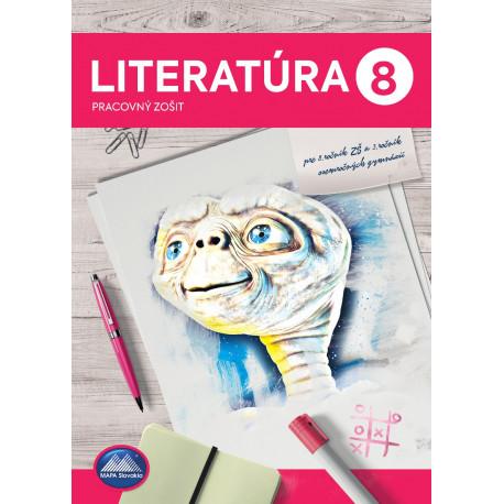 LITERATÚRA 8 - pracovný zošit