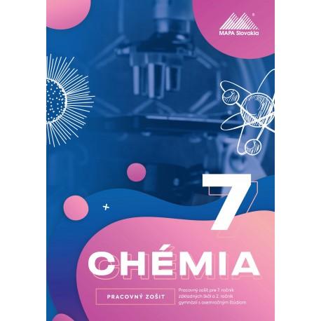 CHÉMIA 7 - pracovný zošit
