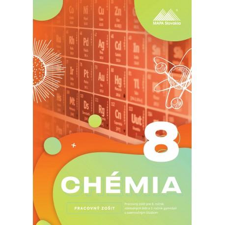 CHÉMIA 8 - pracovný zošit