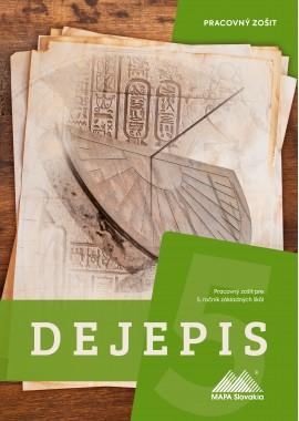DEJEPIS 5 - pracovný zošit