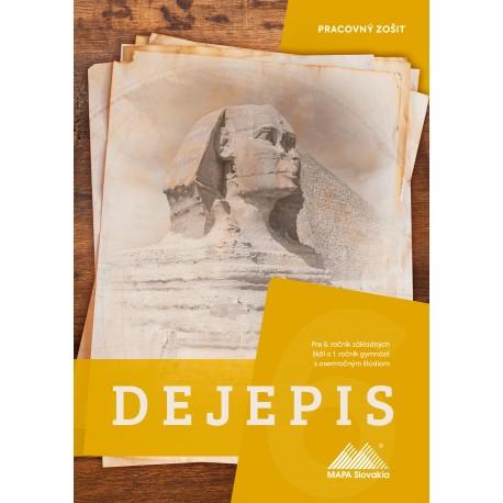 DEJEPIS 6 - pracovný zošit