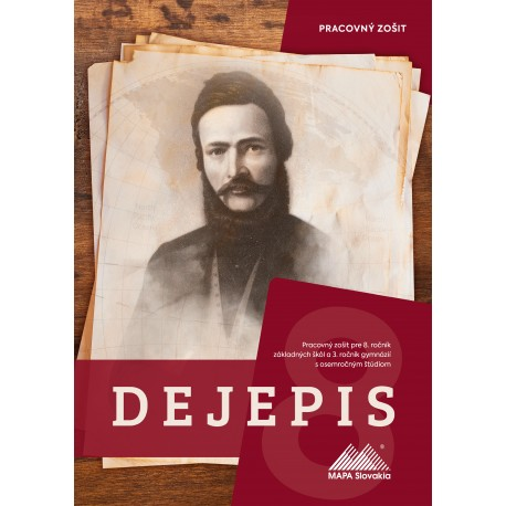 DEJEPIS 8 - pracovný zošit