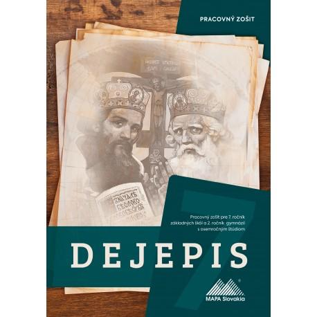 DEJEPIS 7 - pracovný zošit