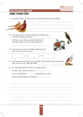 BIOLÓGIA 5 - pracovný zošit